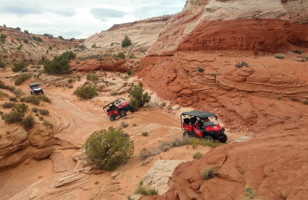 Canyon and Cliffs Tour