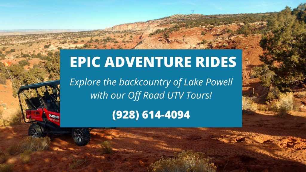 Lake Powell UTV Tours