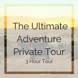 Ultimate Adventure Private Tour